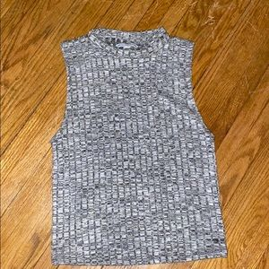 American Eagle cropped tank top